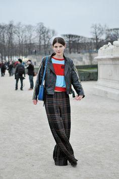 Ursina Gysi, Paris Fashion Week