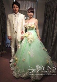 オーダーウエディングドレスショップ YNS WEDDING のブログ