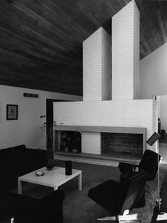 Ralph Rapson, Red Cedar House 1968