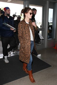 Michelle Monaghan Spotted at LAX