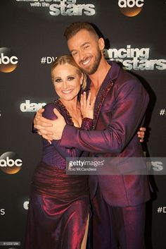 Maureen McCormick and Artem Chigvintsev - One of the biggest shows 'Dancing with the Stars' has ever put on will unfold on the ballroom floor, as the 11 remaining celebrities perform big spectacle dances for Cirque du Soleil(r) night, on 'Dancing with the Stars,' live, MONDAY, OCTOBER 3 (8:00-10:01 p.m. EDT), on the ABC Television Network.