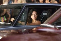 Michelle Rodriguez continues to prove she's got serious car cred. The actress, who has appeared in four Fast and Furious movies, including the record-breaking latest installment, Furious 7, will host Riding Shotgun With Michelle Rodriguez, a new series that will premiere on Yahoo Autos.