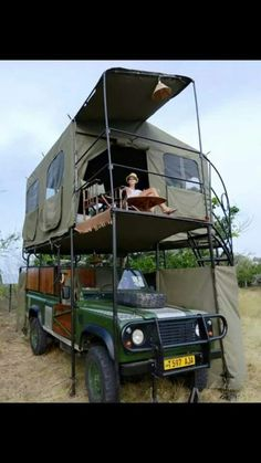 Defender rooftent