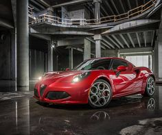 AlfaRomeo by DJensen Alfa Alfa, Alfa Romeo 4c, Rear Wheel Drive, Hot Rides, First Car, Exotic Cars, Luxury Cars, Super Cars, Automobile