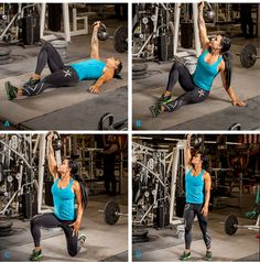 Why isolate when you can build dynamic total-body strength and conditioning with kettlebells?