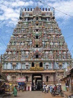 Here is Some fact about Jambukeshwara Temple in Thiruvanaikaval Tamil Nadu India. Location: On th Bank of Kaveri River,Thiruvanaikav. Ramanathaswamy Temple, Temple India, Hindu Temple, Web Design, Website Design, Indian Temple Architecture, Durga Goddess, Indian Goddess, Worship The Lord