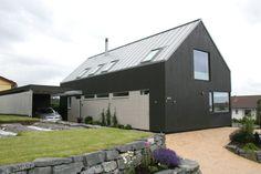 2 boliger på Høgevollen - Sjo Fasting Arkitekter