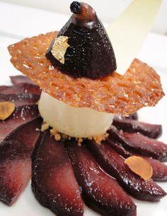 Amazing dessert at Le Marais, São Paulo