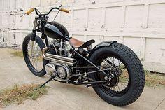 Bobber Inspiration | Triumph #bobber | Bobbers and Custom Motorcycles | xultimatumx July 2014