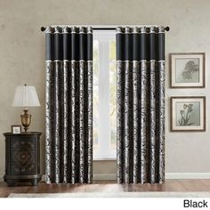Madison Park Whitman Curtain Panel Pair - 15478287 - Overstock.com Shopping - Great Deals on Madison Park Curtains