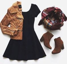 Image de fashion, outfit, and dress
