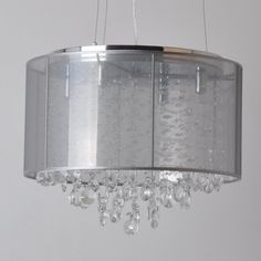 "Riverside Dr Chandelier 16"" Slv, $299, now featured on Fab."