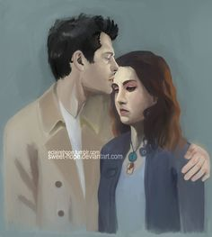 SPN: Megstiel by Sweet-Hope.deviantart.com on @DeviantArt