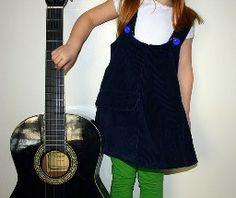 Tutorial: 60′s inspired jumper for girls | Sewing | CraftGossip.com