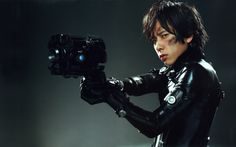 Kei Live-Action. Gantz.