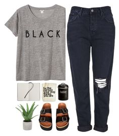 """""""#154"""" by flowersblood ❤ liked on Polyvore featuring Monki, Topshop, Threshold, Sixtyseven and Typhoon"""