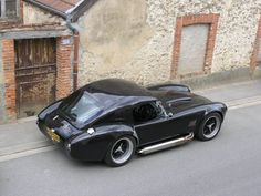 Cobra Hard top  #RePin by AT Social Media Marketing - Pinterest Marketing Specialists ATSocialMedia.co.uk