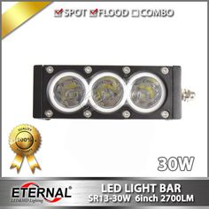 6pcs 30W Offroad Led Light Bar Truck Spot Flood Bar Light 4x4 Agriculture Equipment Forestry Truck Driving Headlight 12V 24V -  Compare Best Price for 6pcs 30W offroad led light bar truck spot flood bar light 4x4 agriculture equipment forestry truck driving headlight 12V 24V product. We provide the discount of finest and low cost which integrated super save shipping for 6pcs 30W offroad led light bar truck spot flood bar light 4x4 agriculture equipment forestry truck driving headlight 12V…