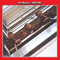 The Beatles Red Beatles Red Album, Music Albums, Beatles Bible, Ringo Starr, George Harrison, Paul Mccartney, John Lennon, Vinyls, Classic Rock