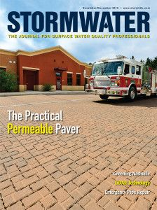 Stormwater Magazine (Production Editor 2009 to 2017) Web, print, and digital versions