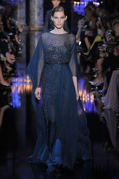 Elie Saab Fall-winter 2014-2015 - Couture - http://en.flip-zone.com:8080/fashion/couture-1/fashion-houses/elie-saab-4809 - ©PixelFormula