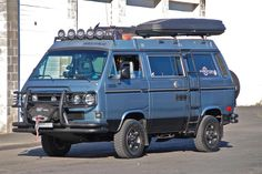 A collection of testosterone charged objects and pictures. Vw T3 Doka, Volkswagen Westfalia, Vw T3 Camper, Camper Life, T6 California Beach, Vans, T3 Bus, Transporter T3, Tacoma Truck