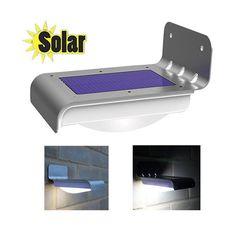 Outdoor Sensor Solar Light