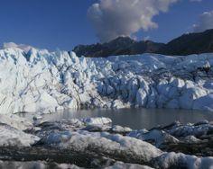 Things To Do In Alaska: Visit the Matanuska Glacier