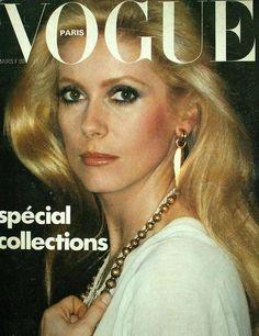 Catherine Deneuve - Vogue (76')