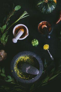 Basic Thai Curry & Thai Curry Paste via Adventures in Cooking #recipe