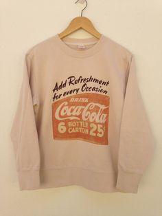 Uniqlo Sweatshirt Uniqlo X Coca Cola Size s - Sweatshirts & Hoodies for Sale - Grailed