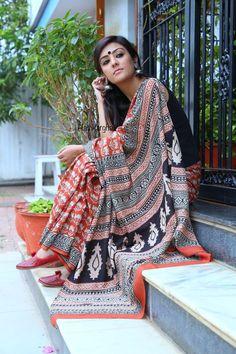 Bagh sari