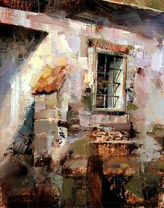 images attach c 5 86 239 Urban Landscape, Abstract Landscape, Landscape Paintings, Landscape Design, Art Pictures, Photos, Traditional Paintings, Environmental Art, Art Oil