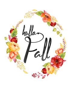I am actually getting excited about Fall because we finally dipped into the 70's today here in New Jersey and the cooler weather is on the way. So in celebration of Fall really being here we have 2 new Free Printables for Fall. They are available to you in two difference sizes, 8X10 and 5X7. …