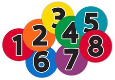Music-Go-Rounds: NUMBERS-Show rising and falling scale patterns on the whiteboard, and sing the scale degree numbers.