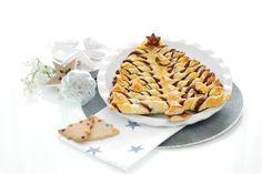 Receta de Árbol de Navidad relleno de nutella, es tan fácil que no necesitas ni tu Thermomix®.