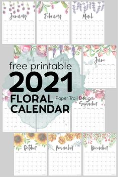 Agenda Planner, Free Planner, Planner Pages, Free Printable Calendar Templates, Printable Planner, Free Printables, Calendar Pages, 2021 Calendar, Silhouette Cameo Tutorials