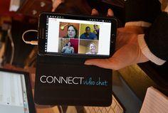chat de vídeo en el teléfono móvil por Talk Fusion