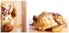 How to Clean, Season, and Roast a Whole Chicken