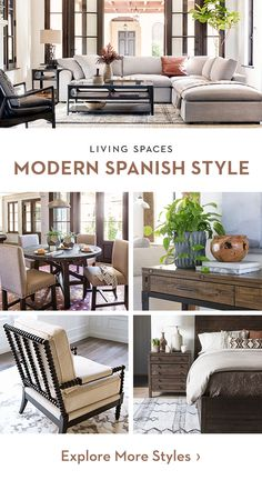 71 Best Spanish Style Interiors Images Future House Decorating