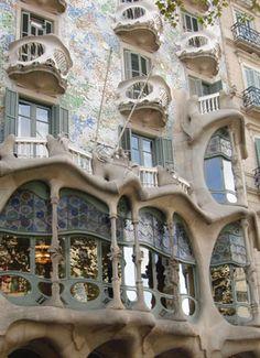 Barcelona, Gaudi!