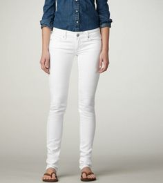 white jeans for teens