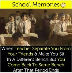 This happens daily with my guy frnds oh who am i kidding everybody🤣🤣 Funny School Jokes, Crazy Funny Memes, School Humor, Funny Facts, Fun Funny, Super Funny, Hilarious, Besties Quotes, Best Friend Quotes