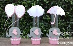 Cute Baby Shower Gifts, Baby Shower Fun, Baby Boy Shower, Baby Gifts, Elephant Party, Elephant Baby Showers, Baby Elephant, Peanut Baby Shower, Diy Baby Shower Decorations