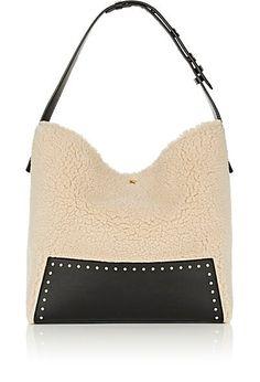 c24184a9cd1b We Adore: The Popper Small Hobo Bag from Stella McCartney at Barneys New  York Черная