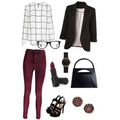Office style with a twist