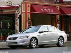Honda Accord EX Sedan (2008)