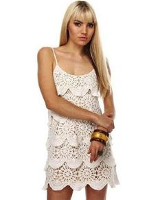 Tina's handicraft : summer dress