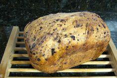 Bread Machine Kalamata Olive Bread Recipe