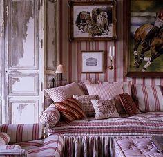 Fabulous French Ticking. Decor Design Review